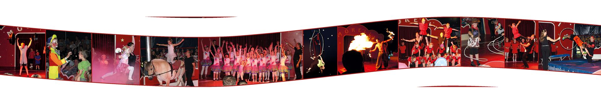 Kinderzirkus Morelli - der Mitmach-Zirkus
